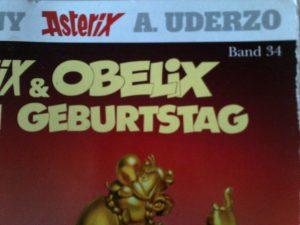 Asterix und Obelix von uderzo